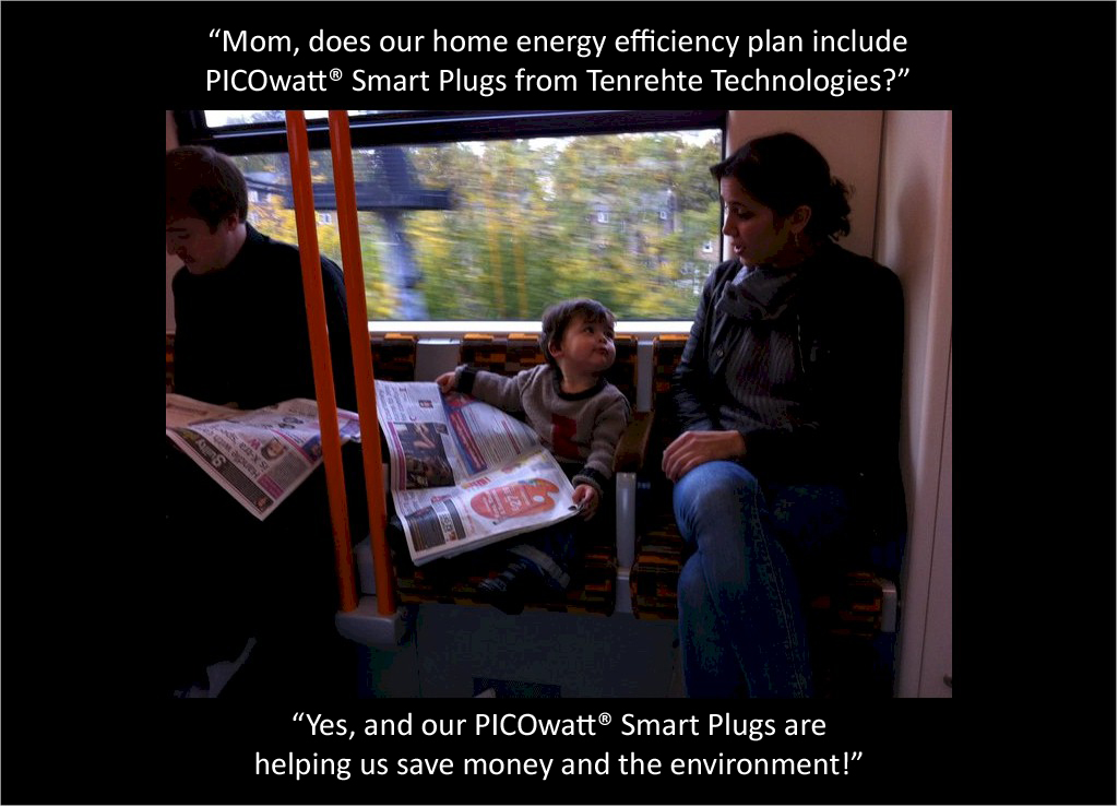 Jassim Rajab and Marie Rajab talk about the PICOwatt® Smart Plug